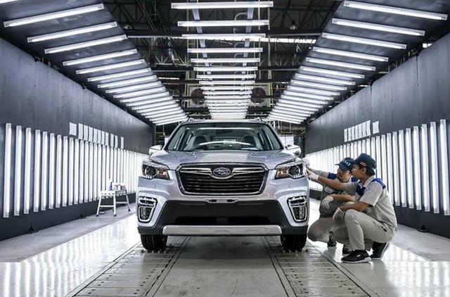 """Sắp có Subaru Forester """"giá rẻ"""" tại Việt Nam - 2"""