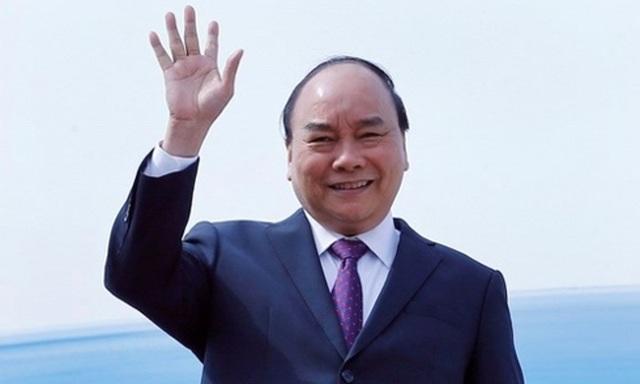 Thủ tướng Nguyễn Xuân Phúc sắp thăm Nga, Na Uy, Thụy Điển