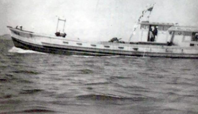 Hải trình ra Bắc bằng tàu đánh cá gặp nhiều sóng gió của ông Lê Đức Anh - 2