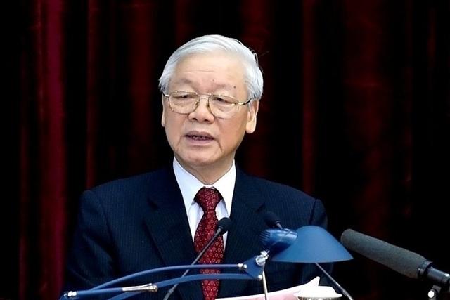 Tổng Bí thư Nguyễn Phú Trọng thăm hỏi vụ tai nạn máy bay thảm khốc tại Nga - 1