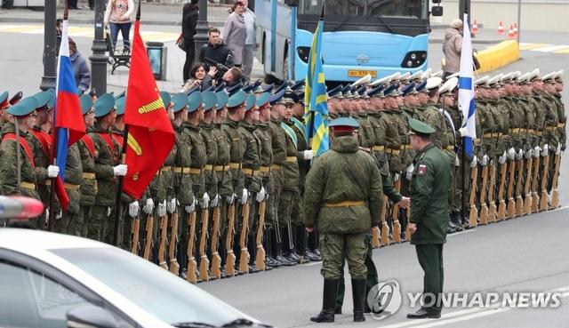 Nga trải thảm đỏ sẵn sàng đón tiếp ông Kim Jong-un - 3