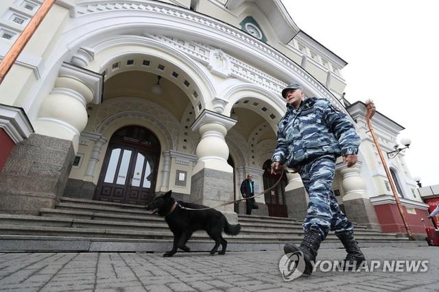 Nga trải thảm đỏ sẵn sàng đón tiếp ông Kim Jong-un - 4