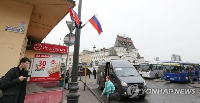 Nga trải thảm đỏ sẵn sàng đón tiếp ông Kim Jong-un - 6