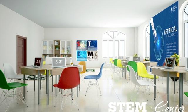 Thêm cơ sở hiện đại mới nhất của Asian School đi vào hoạt động - 3