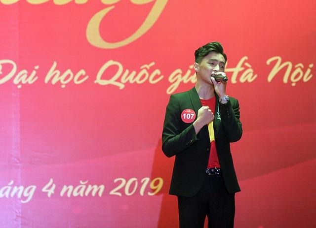 Ngắm vũ điệu quyến rũ của nữ sinh ĐH Quốc gia Hà Nội - 6