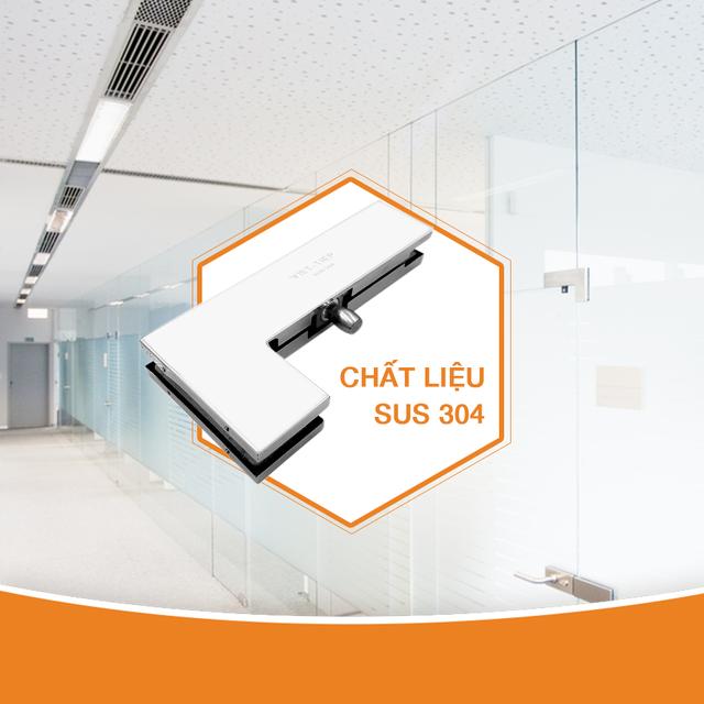 Phụ kiện cửa kính chất lượng - phương án hoàn hảo cho công trình Việt - 4