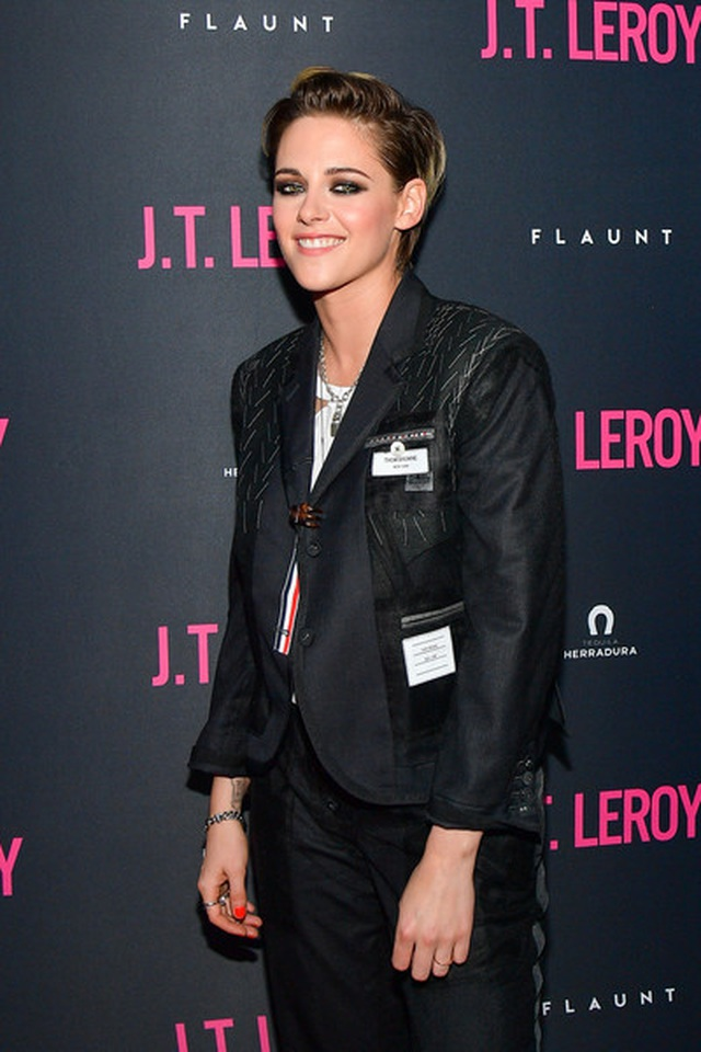 Kristen Stewart chuẩn men dự sự kiện - 5