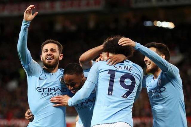 Những khoảnh khắc hạnh phúc của Man City ở chiến thắng trước Man Utd - 19