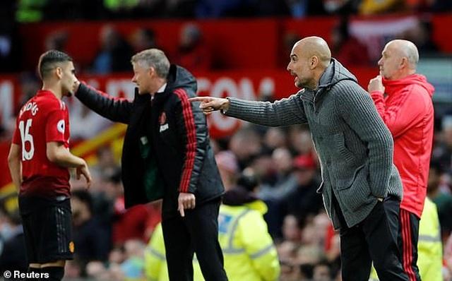 Man Utd 0-2 Man City: Chiến thắng của đẳng cấp - 8