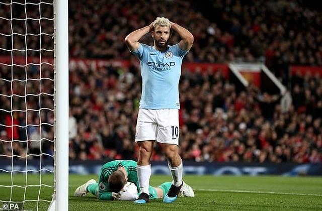 Man Utd 0-2 Man City: Chiến thắng của đẳng cấp - 7