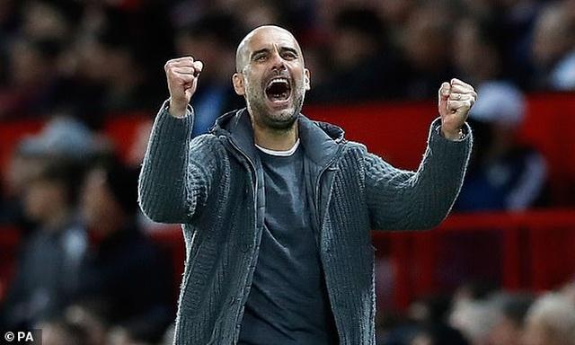 Man City và Guardiola lập kỷ lục mới sau chiến thắng trước Man Utd - 1