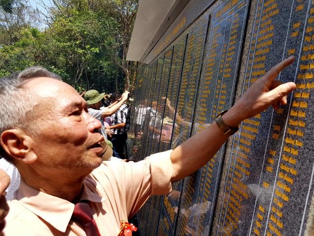 Khánh thành bia tưởng niệm Khu ủy khu 5