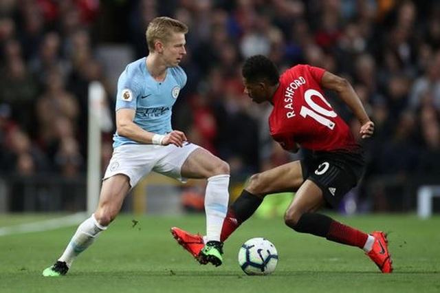 Man Utd 0-2 Man City: Chiến thắng của đẳng cấp - 14