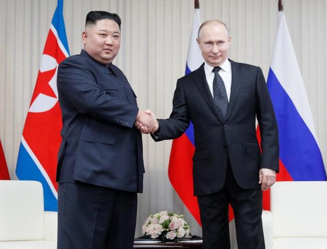 Gặp thượng đỉnh ông Kim Jong-un: Nước cờ chiến lược của Tổng thống Putin - 1