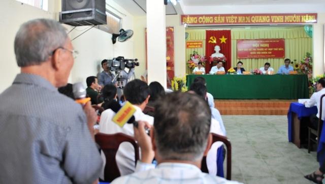 Chủ tịch Quốc hội trả lời cử tri về sức khỏe của Tổng Bí thư Nguyễn Phú Trọng - 1