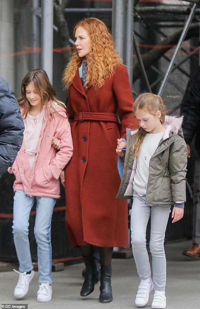 Nicole Kidman nói về mối quan hệ với con đẻ và con nuôi - Ảnh minh hoạ 3