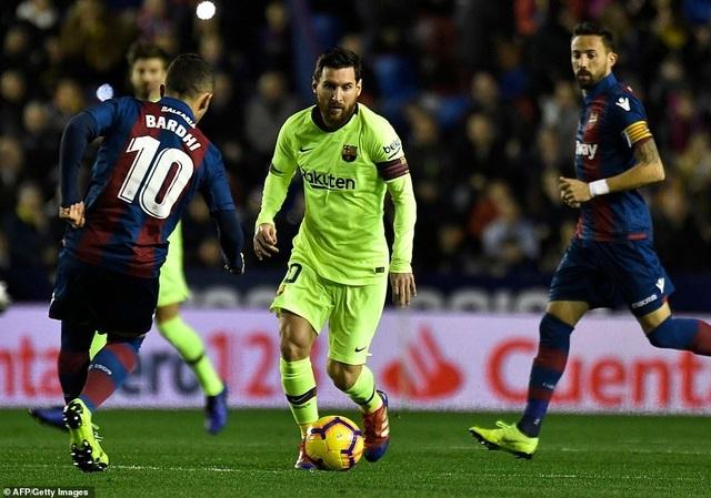 Barcelona lên ngôi vô địch La Liga sớm ba vòng đấu? - 2