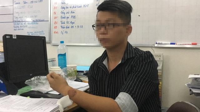 TPHCM: Bảo vệ bệnh viện đánh nhau với tài xế xe cấp cứu, 6 người bị thương - 3