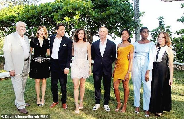 Nhan sắc Bond Girl gợi cảm sẽ xuất hiện trong phần mới về Điệp viên 007 - 6