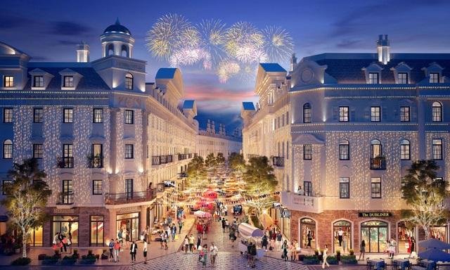 """Shophouse biến hóa thành khách sạn, nhà hàng """"sang xịn"""" trên dãy phố mới ở Hạ Long - 4"""