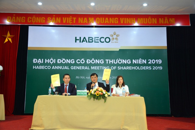 Đại hội cổ đông Habeco: Dồn mọi bộ nguồn lực, giữ vững thị phần - 2