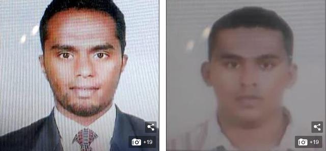 Hình ảnh đầu tiên về hai anh em nghi phạm vụ đánh bom đẫm máu tại Sri Lanka - 1