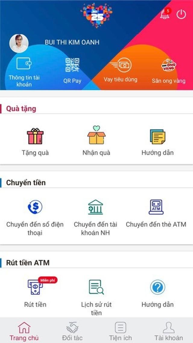 Chuyển và nhận tiền trong 1 giây với App MBBank - 2