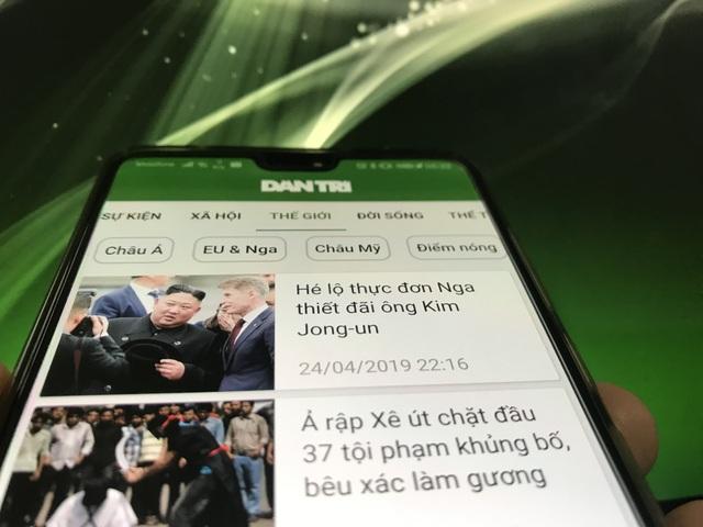 Cảnh báo App giả mạo Dantri.com.vn tràn lan trên kho ứng dụng - 1