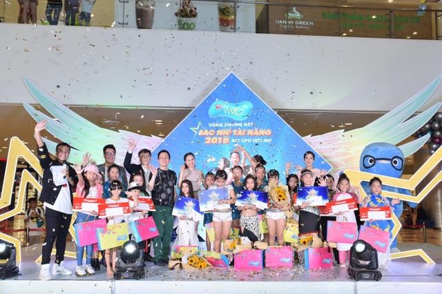 Cơ hội tỏa sáng cho các tài năng nhí tại Sao Nhí Tài Năng - 1