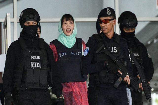 Việt Nam đang triển khai các thủ tục đưa Đoàn Thị Hương về nước - 2