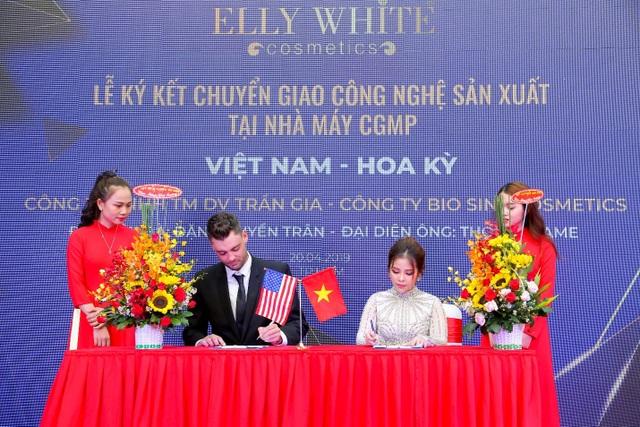 Elly White khánh thành nhà máy mỹ phẩm công suất lớn tại TP Hồ Chí Minh - 3