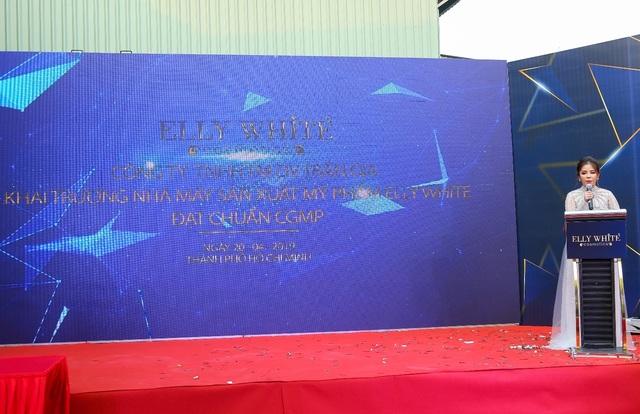 Elly White khánh thành nhà máy mỹ phẩm công suất lớn tại TP Hồ Chí Minh - 4