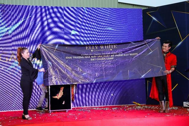 Elly White khánh thành nhà máy mỹ phẩm công suất lớn tại TP Hồ Chí Minh - 5