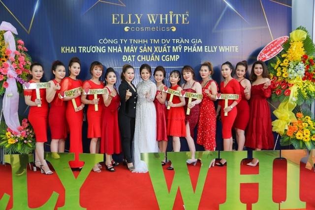 Elly White khánh thành nhà máy mỹ phẩm công suất lớn tại TP Hồ Chí Minh - 6