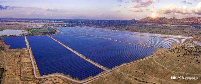 BIM Group chính thức khánh thành cụm 3 nhà máy điện mặt trời 330 MWP - 1