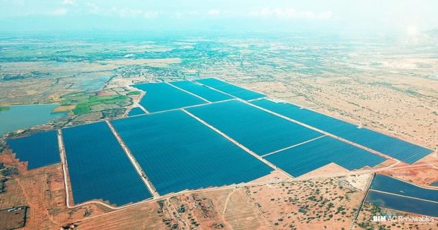 BIM Group chính thức khánh thành cụm 3 nhà máy điện mặt trời 330 MWP - 2