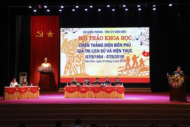 Chiến thắng Điện Biên Phủ - Giá trị lịch sử và hiện thực - 1