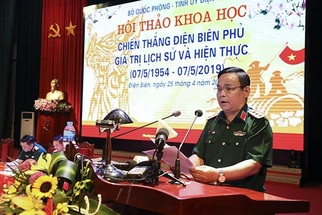 Chiến thắng Điện Biên Phủ - Giá trị lịch sử và hiện thực - 2
