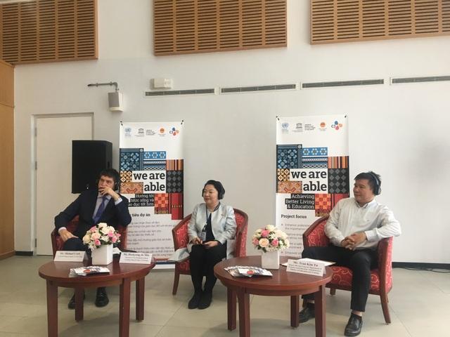 UNESCO tăng cường hỗ trợ người dân tộc thiểu số tại Việt Nam - 1
