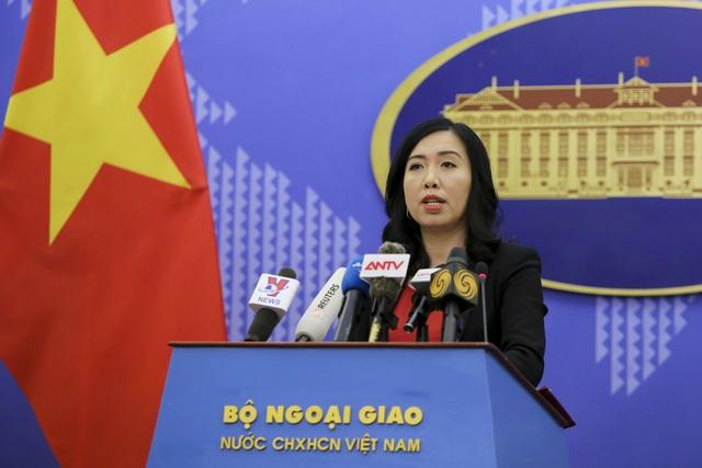 Việt Nam nói gì về thông tin xây 10 đảo nhân tạo ở Trường Sa? - 1