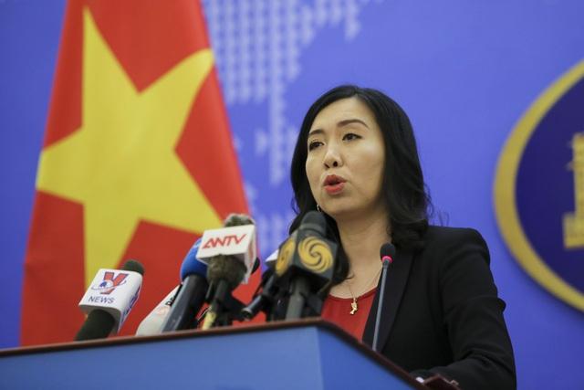 Việt Nam lên tiếng về việc Mỹ tăng cường cấm vận Cuba - 1