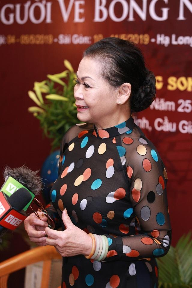 """Khánh Ly tiết lộ lý do """"mua vé nhưng không về dự"""" đám tang Trịnh Công Sơn - 2"""