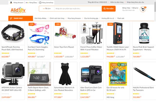 Mù tiếng Anh vẫn mua hàng trên Amazon, Ebay, Jomashop,... dễ dàng - 1