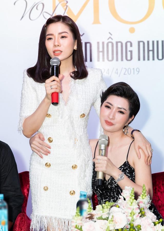 """Lệ Quyên tiết lộ tình bạn """"hơn cả tình yêu"""" với Nguyễn Hồng Nhung - 7"""
