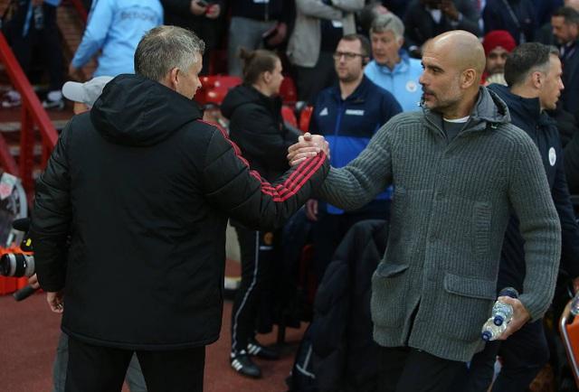Những khoảnh khắc hạnh phúc của Man City ở chiến thắng trước Man Utd - 4