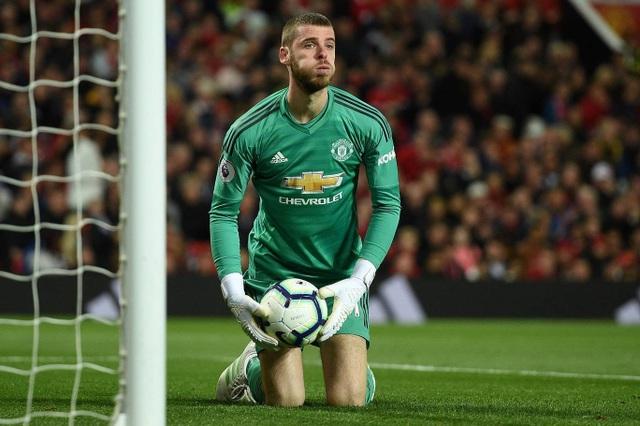 De Gea chơi tệ nhất trong thất bại của Man Utd ở derby Manchester - 1