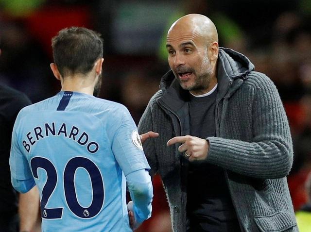 Những khoảnh khắc hạnh phúc của Man City ở chiến thắng trước Man Utd - 12
