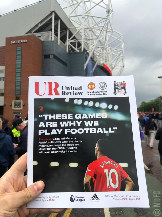 Man Utd 0-2 Man City: Chiến thắng của đẳng cấp - 23