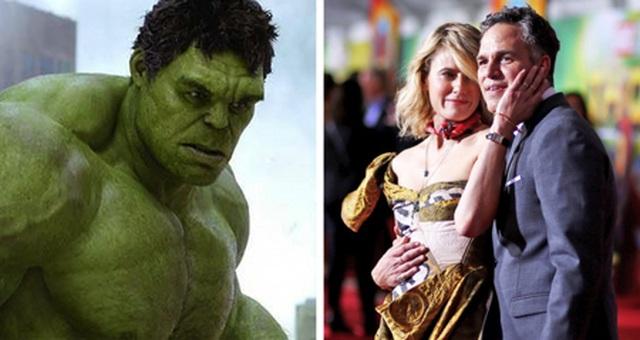 """Ngắm """"một nửa"""" xinh đẹp, quyến rũ của các siêu anh hùng ngoài đời thực - 3"""