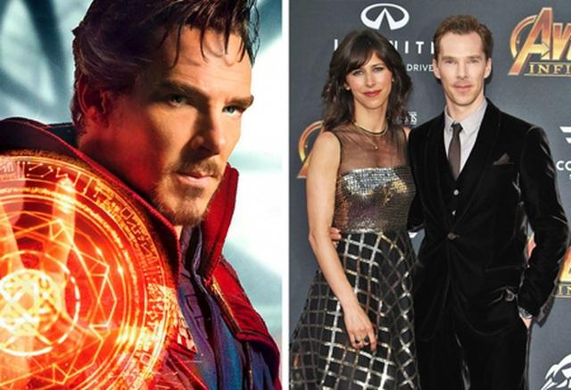 """Ngắm """"một nửa"""" xinh đẹp, quyến rũ của các siêu anh hùng ngoài đời thực - 11"""